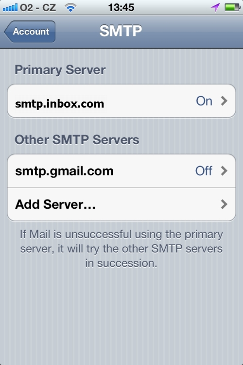 how to go to privacy settings for your inbox