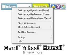 Email notifier
