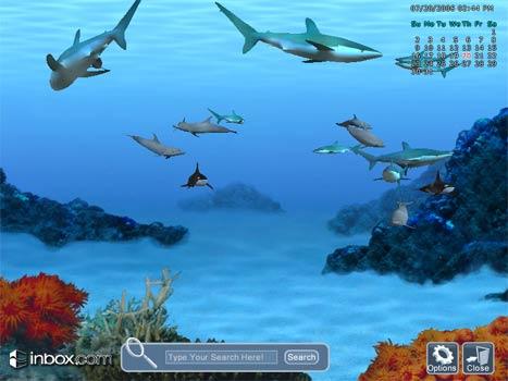 Download marine aquarium sharks free backupermob for Feed and grow fish free no download